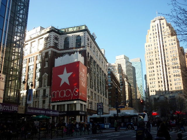acquisti a new york macy's