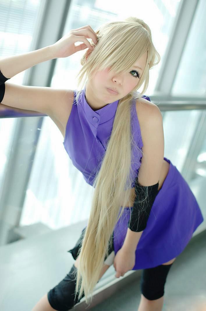 Pleasure of Cosplay : Naruto Shippuden Ino Yamanaka Cosplay