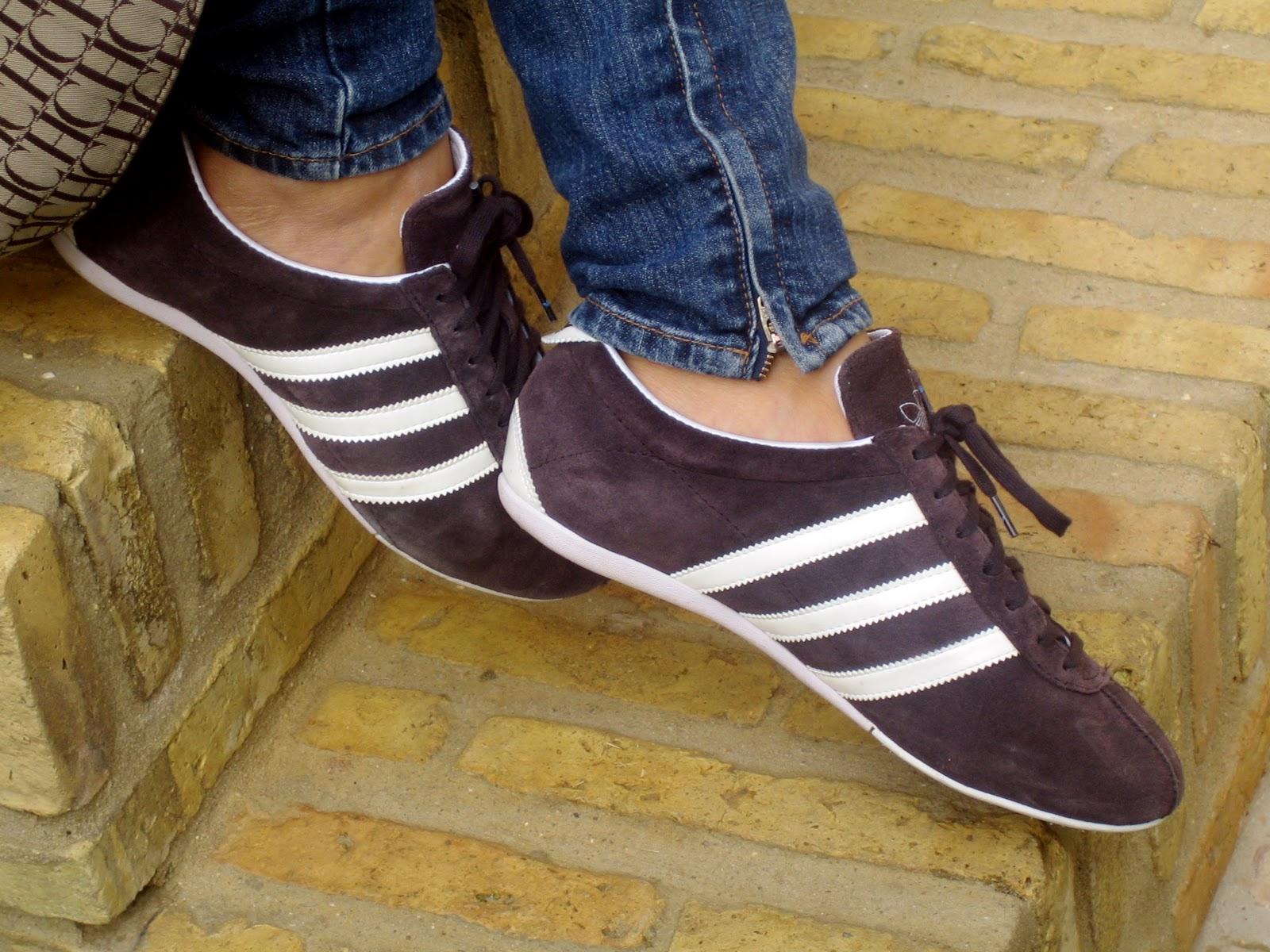 zapatillas adidas paseo mujer