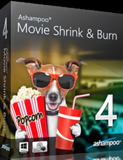 Ashampoo Movie Shrink & Burn Download Full Software