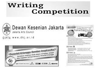 Writing Competition Dewan Kesenian Jakarta