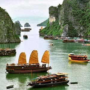 Ternyata Asia Tenggara Surga bagi Wisatawan Dunia