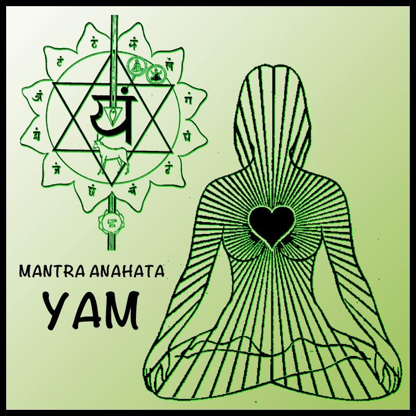 Gran Espíritu estás en mí: Mantra Cuarto Chakra: Anahata