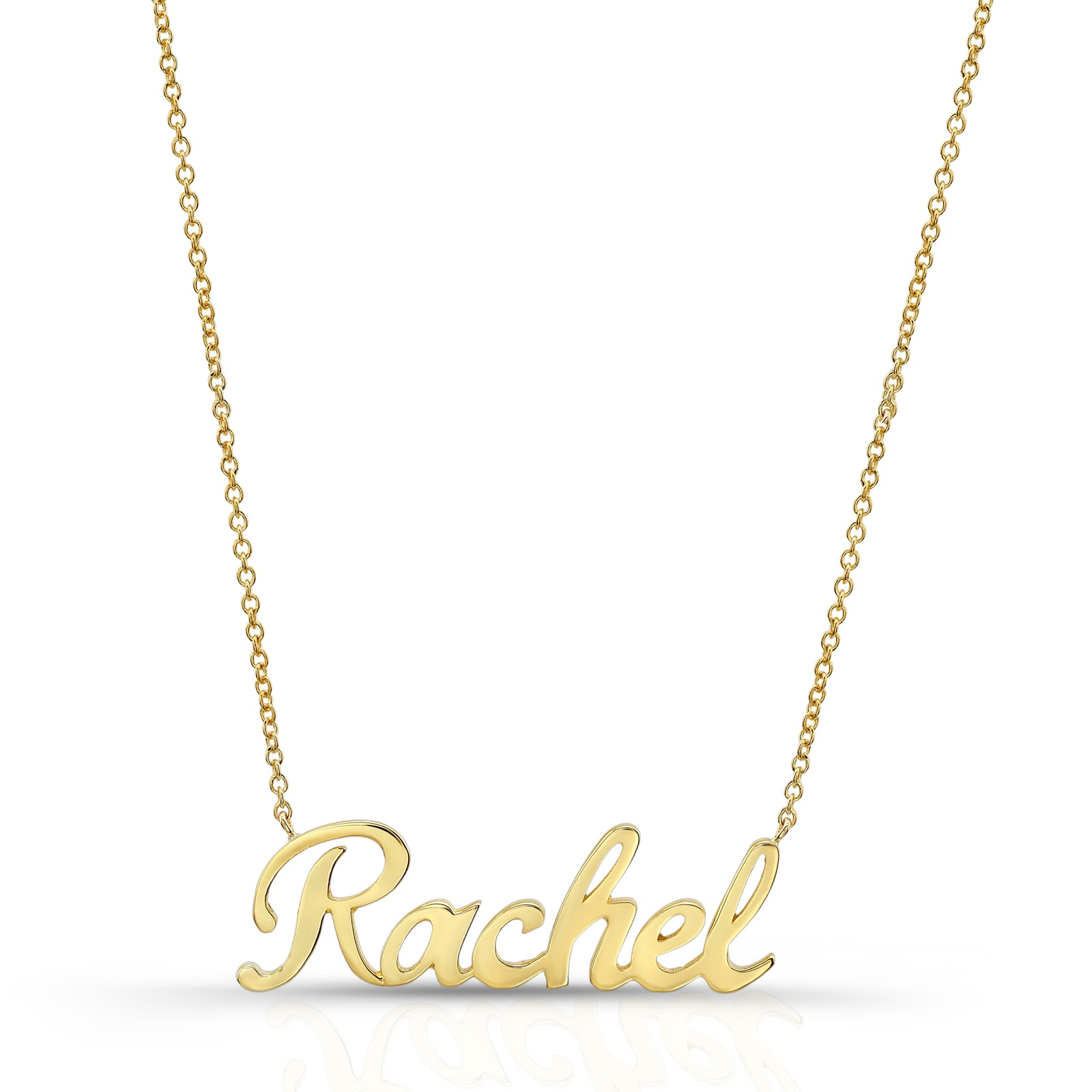 win it glee fashion s nameplate necklace
