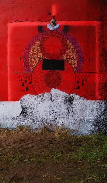 street graffiti wallpaper - street graphics - creative street art