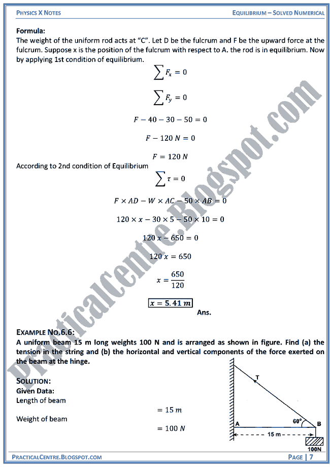 equilibrium-solved-numericals-example-and-problem-physics-x