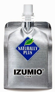 Izumio Hydrogenated Drinking Water