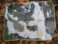 Vang Vieng map