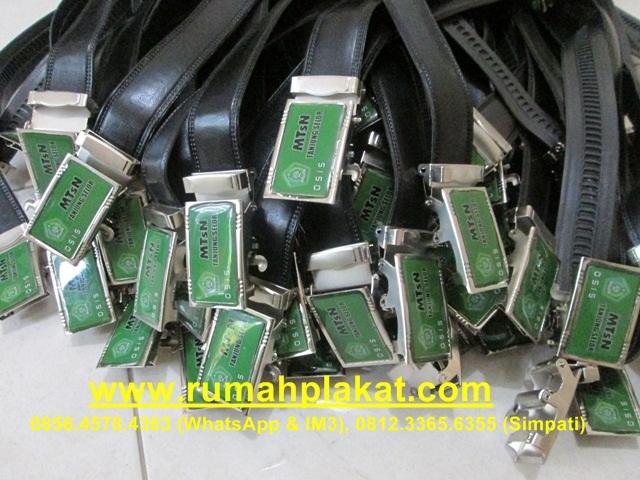 Jual Sabuk Sekolah, Ikat Pinggang TK, SD, SMP, SMA, Play Group, 0812.3365.6355, www.rumahplakat.com