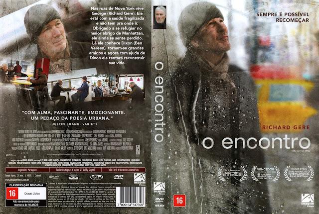 Capa DVD O Encontro