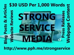 STRONG SERVICE MEDIA