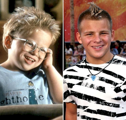 Jerry maguire kid then and now