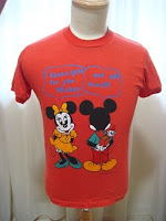 VTG MICKEY & MINNIE