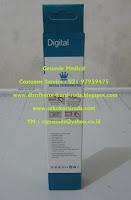kegunaan termometer digital