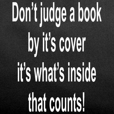 do not judge the book by its cover essays