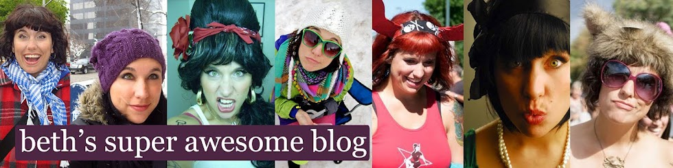 Beth's Super Awesome Blog