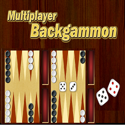 Multiplayer Backgammon (Fun Game)