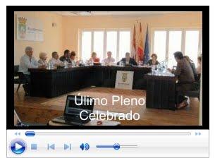 Ver Video del Último Pleno