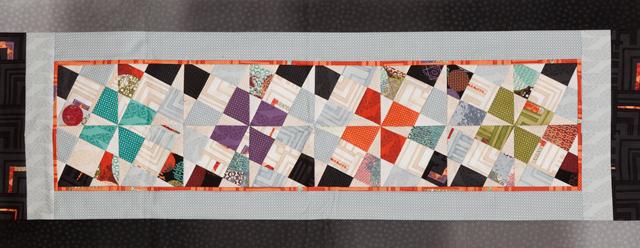 BasiX Pattern - Origami Rose - Quiting Template - Precut Strips