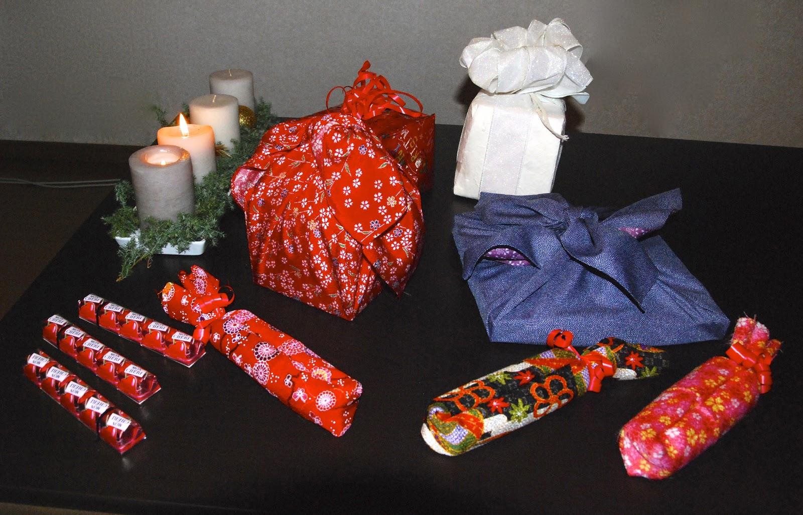 furoshiki japanisch geschenke verpacken. Black Bedroom Furniture Sets. Home Design Ideas