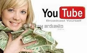Cara Mendapatkan Uang Dari Video Youtube Dan Blog