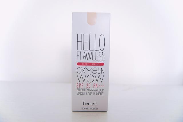 Hello Flawless Oxygen Wow Packaging