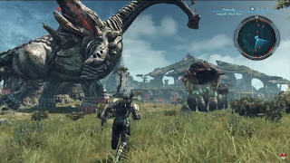 e3 2015 Xenoblade Chronicles X