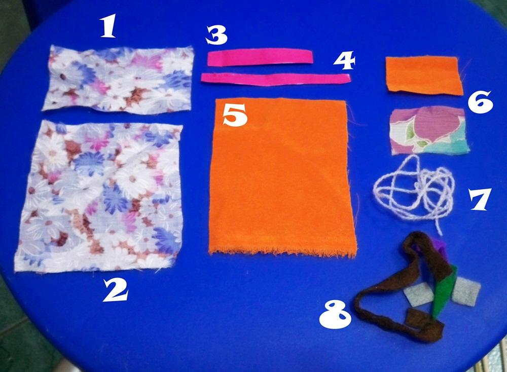 Cara Membuat Boneka Masha Dengan Kain Flanel | Search Results ...