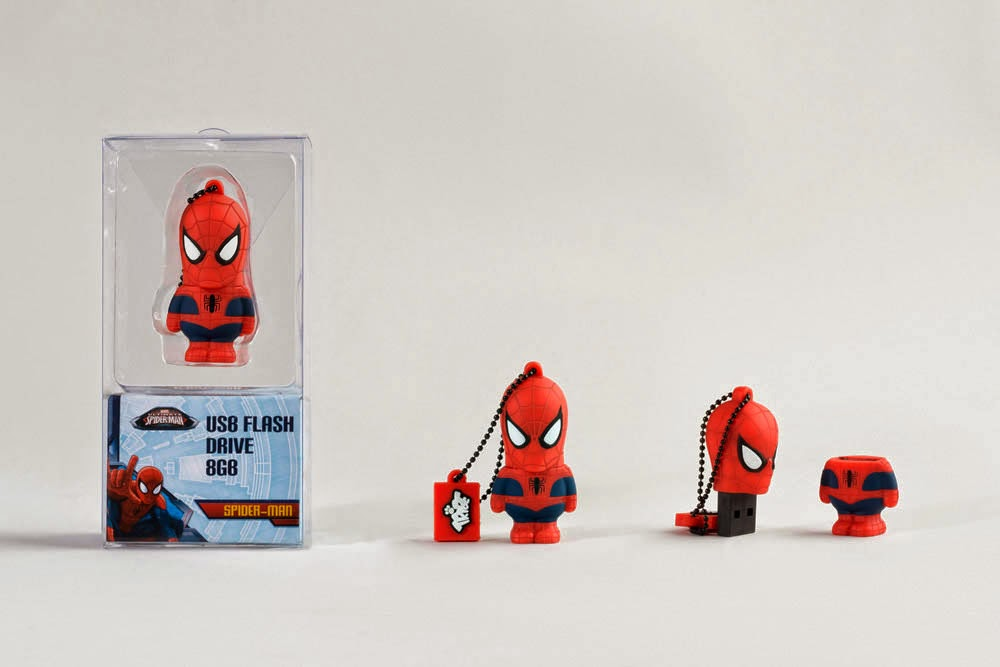 Memoria USB Spiderman 8 GB