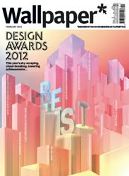 Winners announced in Wallpaper* Design Awards 2012