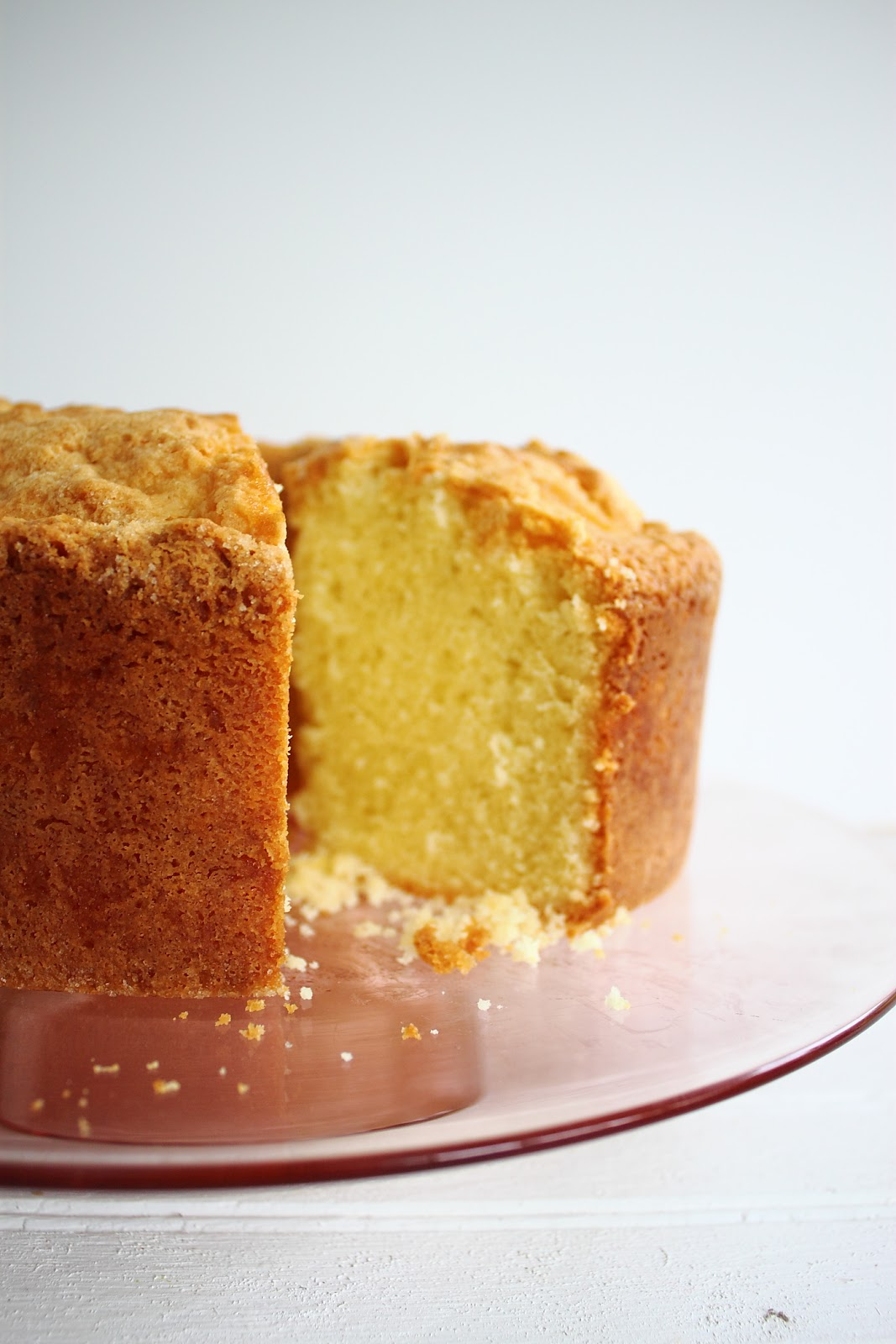 Lemon Sour Cream Pound Cake Recipe Southern Living