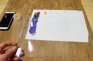 إصنع هرم لتجسيم ثلاتي الأبعد خارج شاشة هاتفك بتقنية الهولوجرام 1 13/5/2015 - 7:39 م