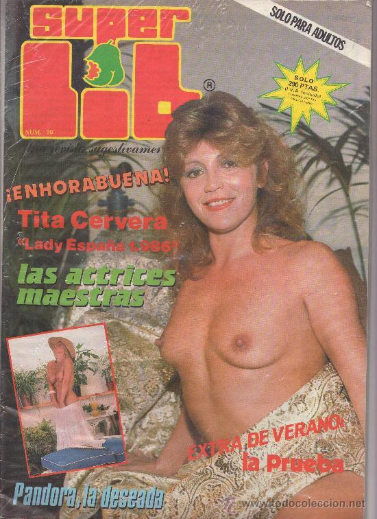 famosa desnuda espanola: