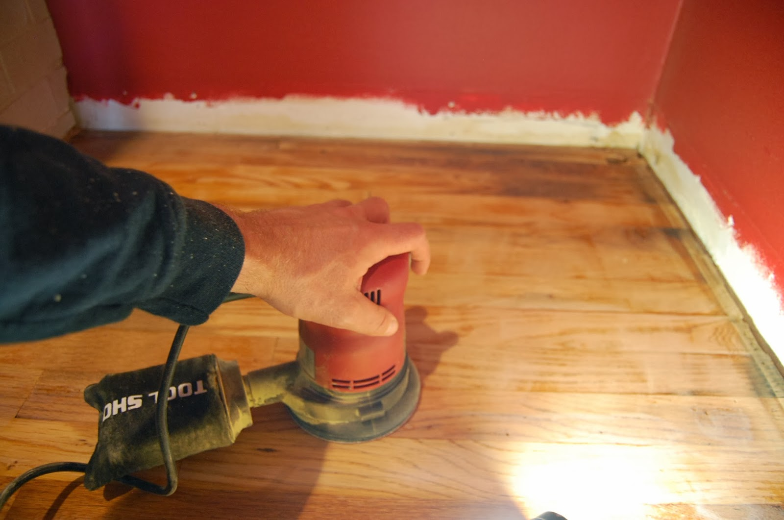 100 Stain Wood Floors Without Sanding Kitchen Table