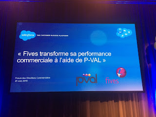 Performance commerciale, Fives, Salesforce, Salesforce World Tour, Paris