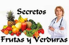 Beneficios de las frutas y verduras.