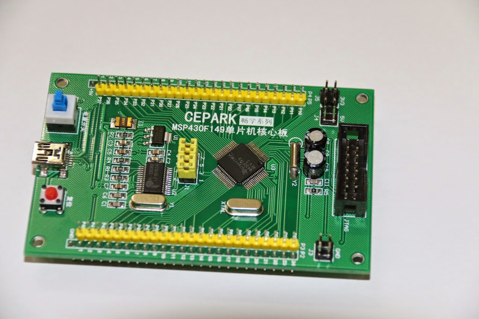 CEPARK MSP430