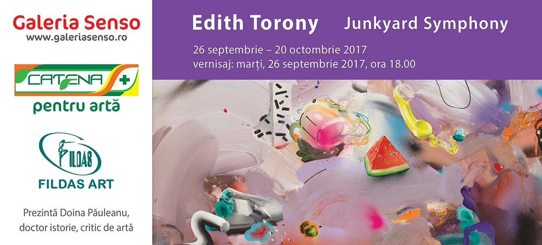 Junkyard Symphony, 26 sept-20 oct 2017, Galeria Senso, București