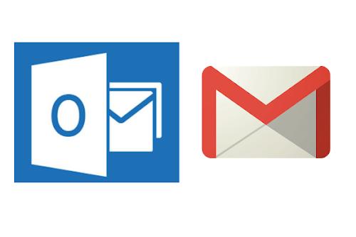 Como configurar o Gmail no Outlook ou no Windows email