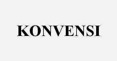 Pengertian Konvensi: Apa itu Konvensi?