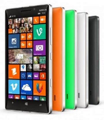 Spesifikasi Harga HP Nokia Lumia 730