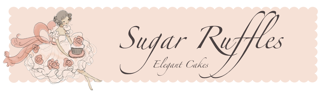 Sugar Ruffles, Elegant Wedding Cakes Barrow in Furness, Dalton, Ulverston and the Lake District