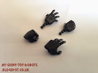 Vader's hands