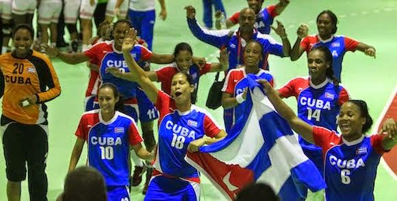 El análisis del juego cubano en Veracruz 2014 | Mundo Handball