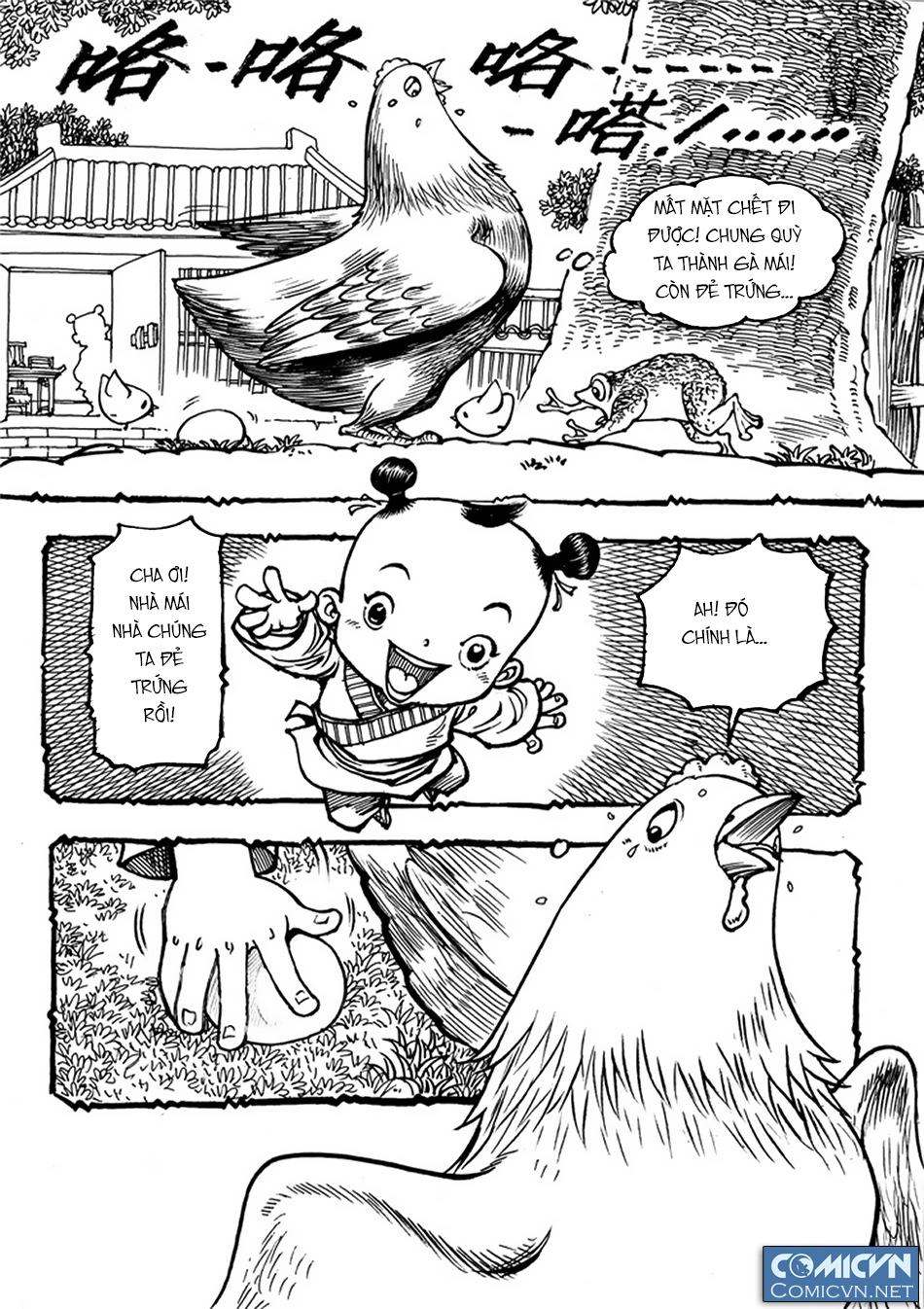 Chung Quỳ Truyền Kỳ Chapter 25 - Hamtruyen.vn
