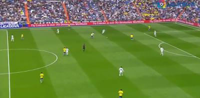 1-0 Gol de Isco Real Madrid - UD Las Palmas