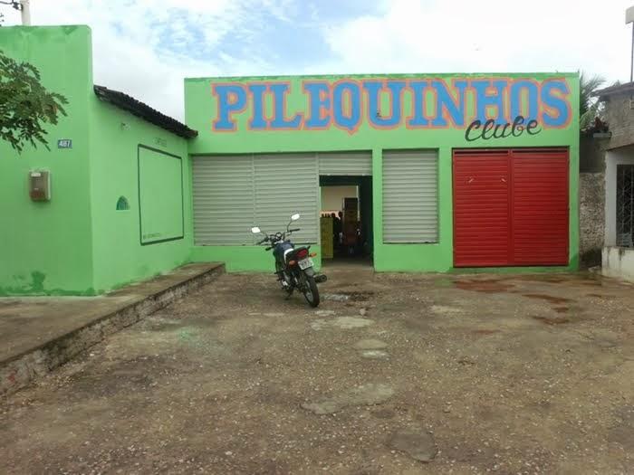 PILEQUINHOS CLUBE - ÁGUA NOVA/RN
