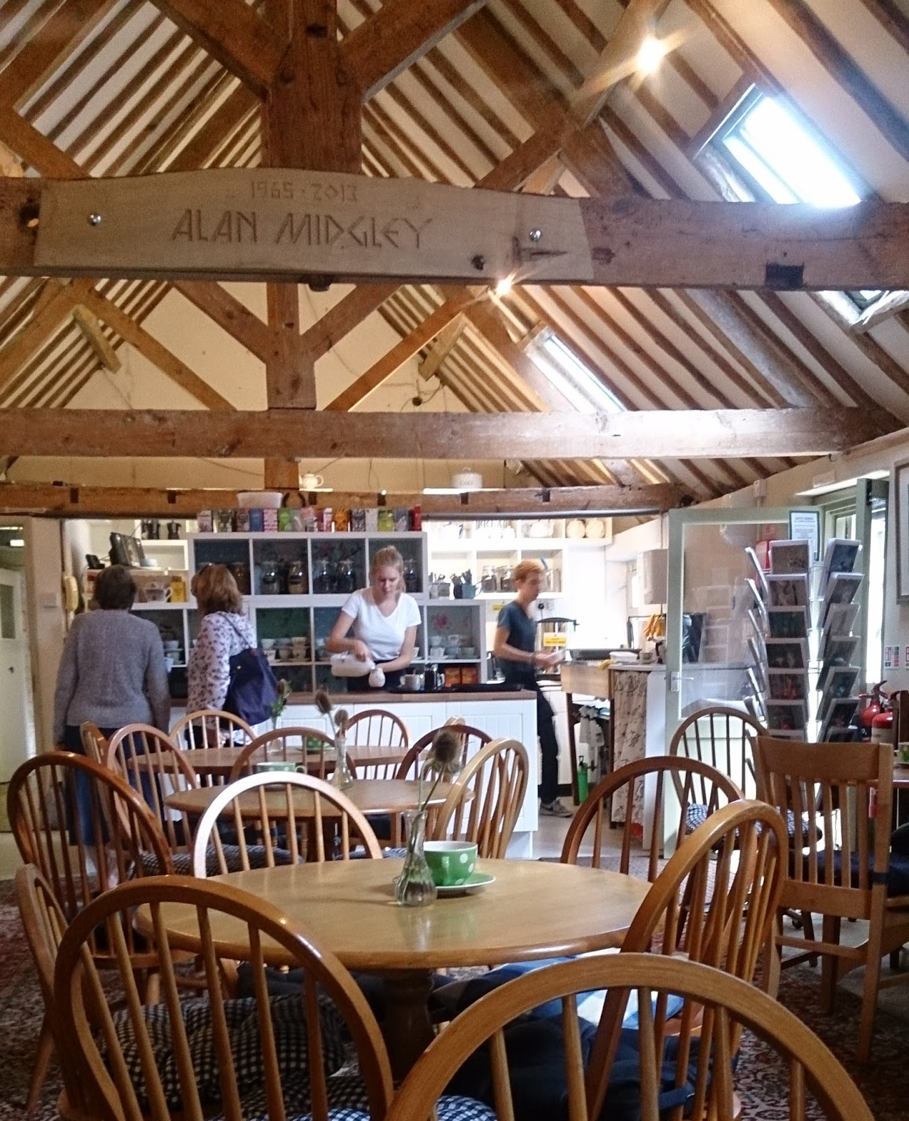 Tea With Me And Friends: Time for Tea.....Manor Farm Tea Room, Seale