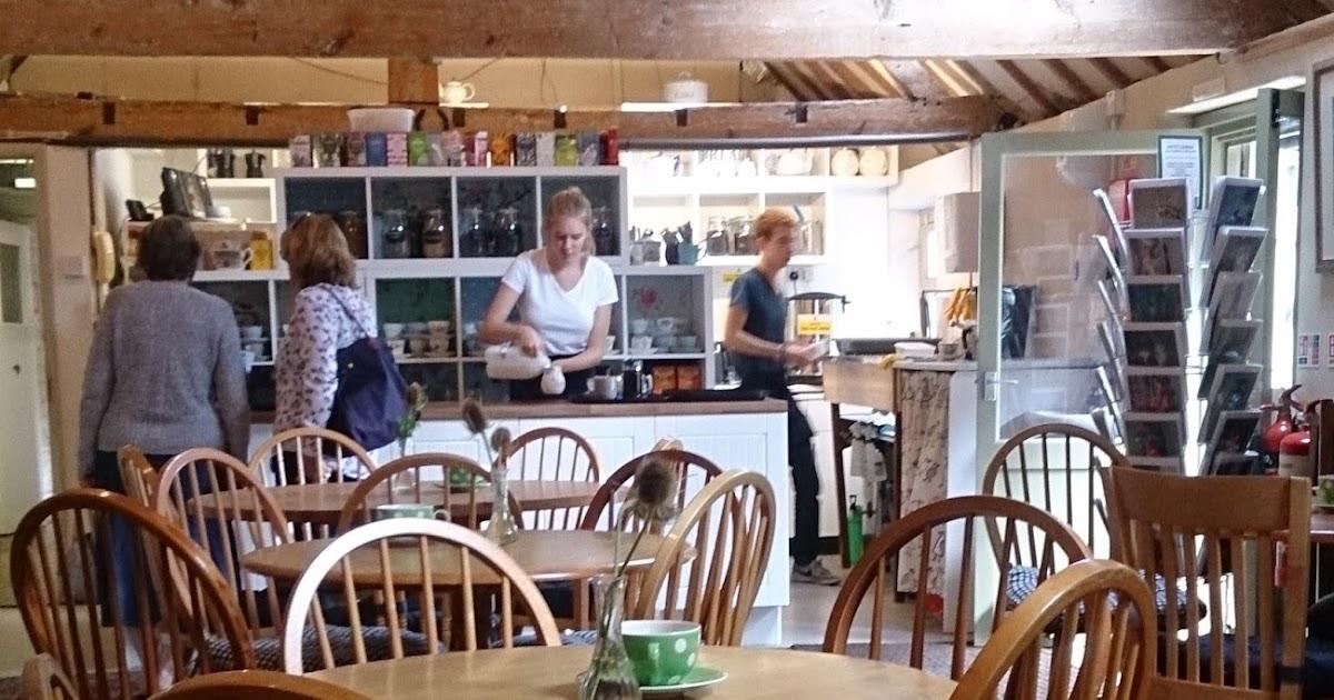 Manor Farm Tea Room Farnham