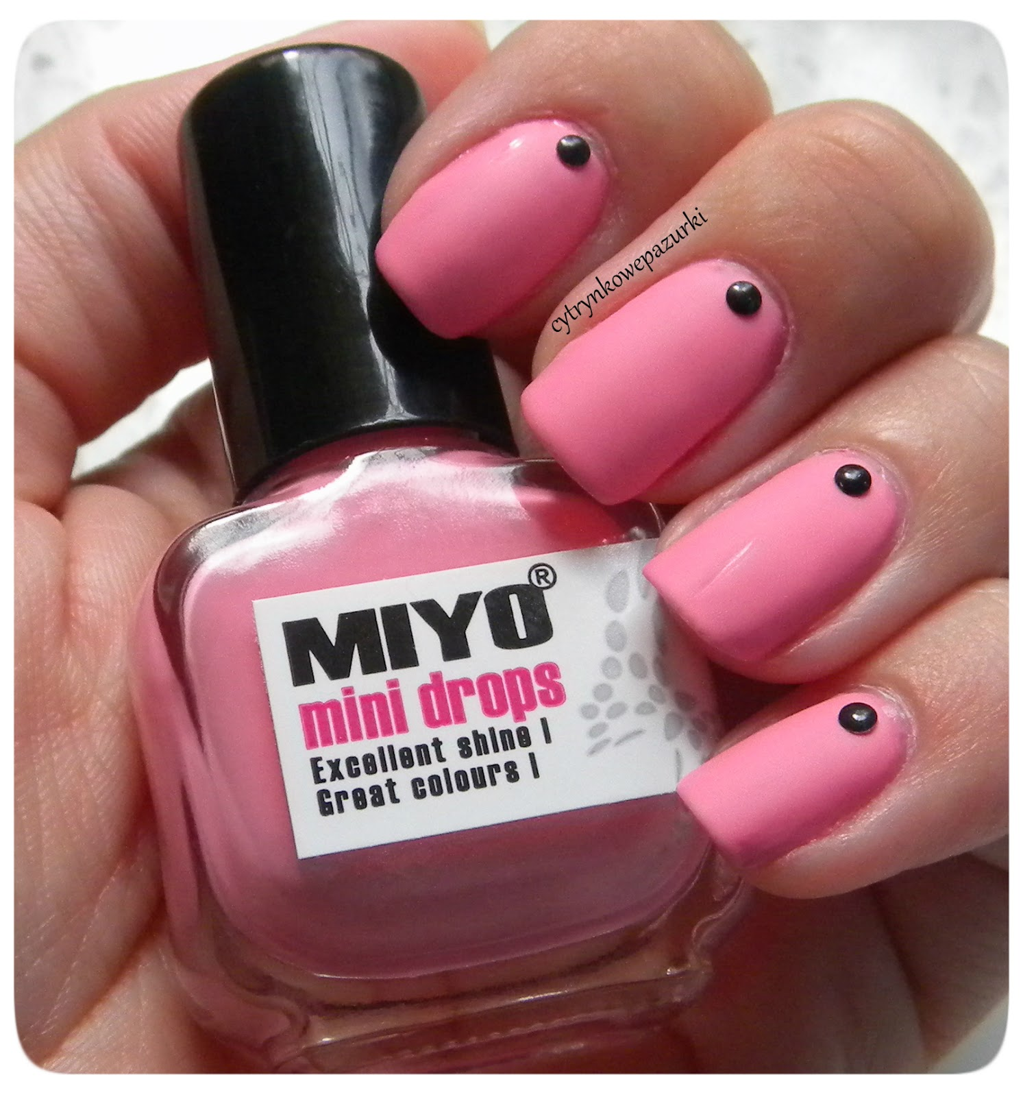 Poniedziałki z Miyo Mini Drops 171 Candy